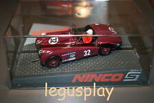 SCX Scalextric Slot Ninco 50587 Jaguar XK120 Donington