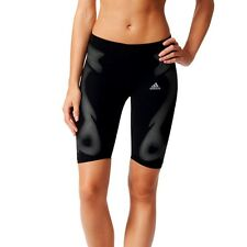 Adidas Women's Adizero Sprint Web Short Tight (AW15) - Size XS