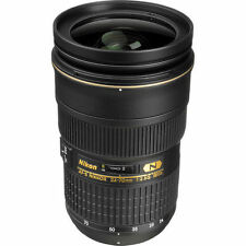 Nikon Nikkor Lens AF-S 24-70mm F/2.8G ED *Never Used & Has U.S. Warranty*