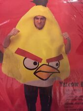 New Men's Angry Bird Halloween Costume Funny One Size Adult