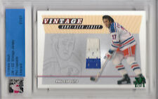 14/15 ITG ULTIMATE VAULT 03 VINTAGE GAME-USED JERSEY PHIL ESPOSITO 1/1 RANGERS