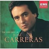 Jose Carreras- Very Best of  (EMI  2CD 2003) New & Sealed