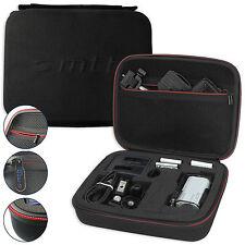Hardcase/Schutztasche/Tasche (XL) für Sony Actioncam HDR-AS10,AS15, AS20-Schwarz