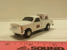 1/64 CUSTOM Ford f250 Moorman's dealer truck  moormans feed pallet ERTL farm toy