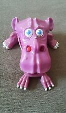 Vintage The Real Ghostbusters Purple Ghost Trap Action Figure