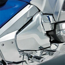Chrome Engine Lower Side Covers for 2012 and Later GL1800 Goldwing (52-799)