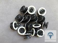 15X TÜRVERKLEIDUNG HALTER CLIPS VW CADDY SKODA SUPERB AUDI 8E0868243