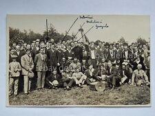TRIESTE Monrupino Carso Assemblea Cavatori Marmo 1927 3