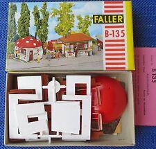 Faller AMS B-135 -- 2 x Kiosk, 60er Jahre Neu OVP Sammlerstück
