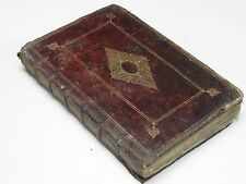 EXTREMELY RARE 1647 MISSALE ROMANUM POPE CLEMENTIS VIII