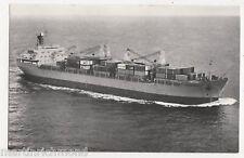 M.S. Loosdrecht, Merchant Shipping RP Postcard, B544