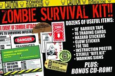 SPHEREWERX ZOMBIE OUTBREAK SURVIVAL KIT