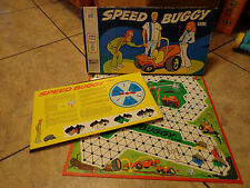 1973 MB MILTON BRADLEY--HANNA BARBERA'S SPEED BUGGY BOARD GAME (LOOK)