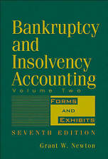 Bankruptcy and Insolvency Accounting, GW Newton