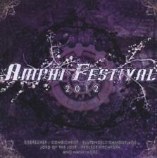 Amphi Festival 2012 Compilation - CD Blutengel, Solar Fake, Lord Of The Lost