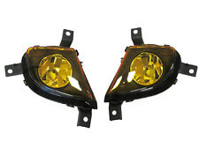 DEPO 09-11 BMW E90 E91 3 Series 4D 5D Non-Sport Yellow Lens OE Fog Light Set