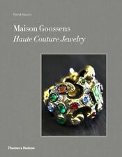 NEW Maison Goossens: Haute Couture Jewelry by Patrick Mauries Hardcover Book (En