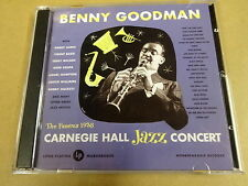 2-CD / BENNY GOODMAN AT CARNEGIE HALL - 1938