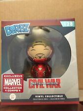 Funko dorbz démasquée iron man tony stark Marvel collector corps pop! vinyle mcc