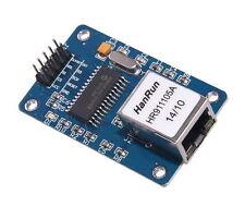 ENC28J60 Ethernet LAN Netzwerk Modul SPI Port für Arduino RJ45