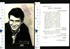 RITRATTO DI TONY PERKINS - SU DISCHI RCA ITALIANA - 51045