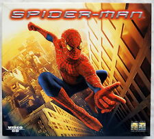 Spiderman 2 x Disc Video Cd In Slipcase Rare VCD Singapore Marvel Release.