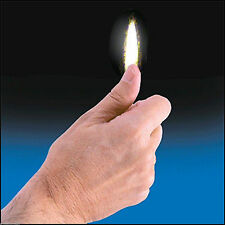 Magic Trick THUMB TIP FLAME (Vernet) Fire Tricks Hot!!