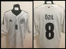 MAGLIA CALCIO SHIRT FUSSBALL TRIKOT JERSEY FOOTBALL OZIL GERMANY 2012 ADIDAS