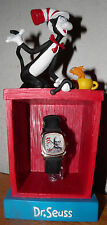 Wrist watch Cat in the Hat Dr. Seuss Ltd. Ed. ultra Rare $100 OFF Price to Sell