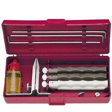 Lansky 3-Stone Natural Arkansas Kit Knife Sharpening System LKNAT