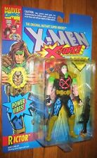 L@@K MARVEL DC X-MEN RICTOR PRETTY SHARP CARD 100% MOC vintage