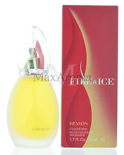 Fire & Ice by Revlon for Women Cologne 1.7 OZ 50 Ml Spray