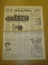 MELODY MAKER 1935 MAR 16 JACK PAYNE LAWRENCE GREGORI TOM MCQUATER BIG BAND SWING