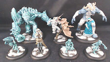 Malifaux Children of December + Snowstorm Pro Painted