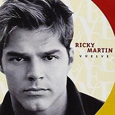 CD Album Ricky Martin Vuelve (Por Arriba Por Abajo, Lola Lola) 90`s Sony Music