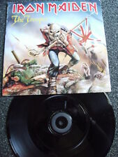 Iron Maiden-The Trooper 7 PS-Misprint-without Label-Made in UK