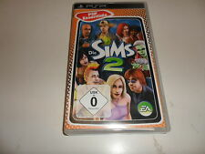 PlayStation Portable PSP  Die Sims 2