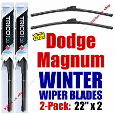 WINTER Wipers 2-Pack Premium Grade fit 2005-2008 Dodge Magnum - 35220x2