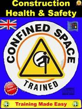 Confined Space Entry Construction UK Top Health and Safety Training Made Easy UK