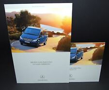 Mercedes Benz __ el nuevo Viano marco polo __ folleto/brochure 06/2005