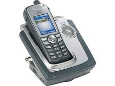 CISCO 7921 7921G Wireless IP Phone CP-7921G With 2x Batteries + Desktop Charger