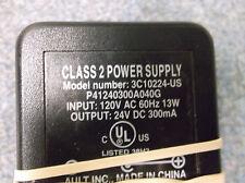 3com NBX 100 - IP VOIP Telephone Power Supply - 3C10224 24V DC 300MA #A