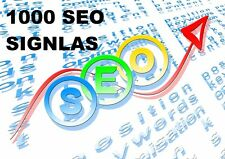 1100+ SOCIAL SIGNALS SEO BACKLINK GOOGLE PLUS, PINTEREST