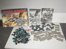 Games Workshop Epic 40K Space Marine Boxed Game with Extra models
