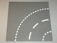 Plaque de base route LEGO CITY DkStone road  baseplate 32 x 32 ref 44342px2