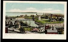 1902 view Fort Monroe Old Point Comfort Virginia postcard