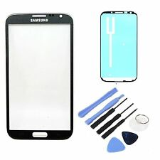 Titanium Grey Replacement LCD Screen Glass Lens Samsung Galaxy Note 2 II N7100