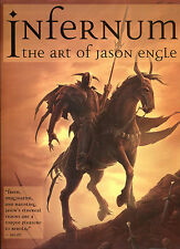 Infernum: The Art of Jason Engle-Paper Tiger First Edition/DJ-2004