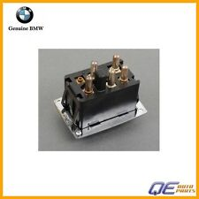 BMW 3.0CS 3.0S Bavaria Genuine Switch - Window/Sunroof (5 Connectors) (Chrome)