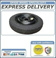 "SPACE SAVER SPARE WHEEL 15"" FITS HONDA JAZZ 2008-2015 REF:001"